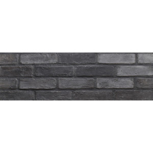 Väggtegel Black 5.5x21
