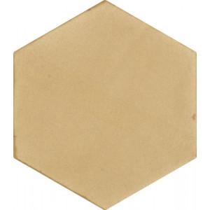Nomade Ocre Hexagon 13,9x16
