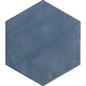 Nomade Blu Hexagon 13,9x16