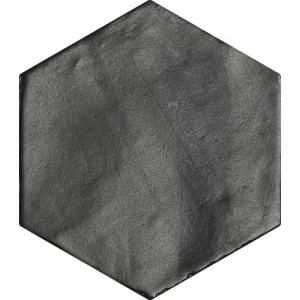 Nomade Black Hexagon 13,9x16