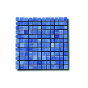 Glasmosaik Cobolt 2.5x2.5