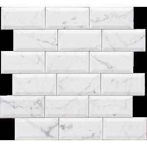 Carrara Metro Gloss 7,5x15
