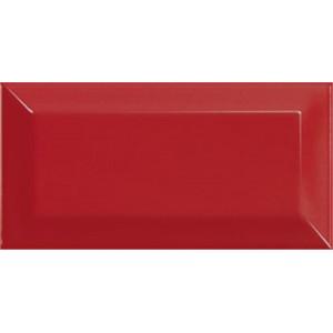 Metro Fasad 7,5x15 Röd
