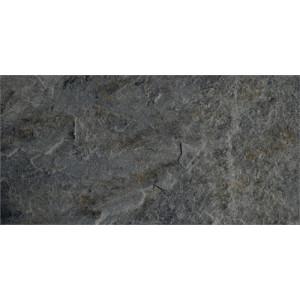Rockwall silver Black 30x60