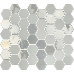 Mosaik Sixties Hexa White...