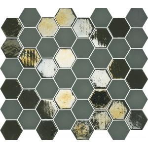 Mosaik Sixties Hexa Khaki...