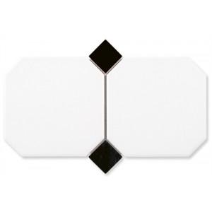 Octagon Vit 15x15