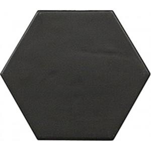 Hexatile Nero 17.5x20