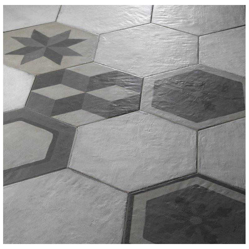 Hexagonkakel - sexkantigt kakel