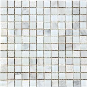 Mosaik Marble Glasmix...